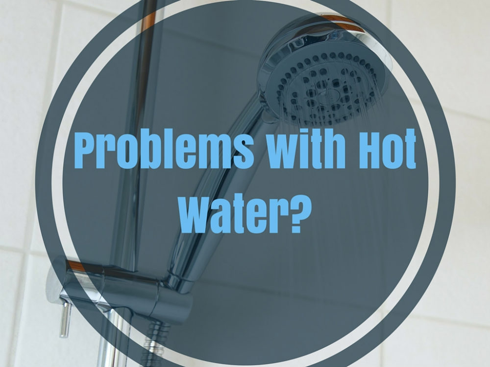 Water Heater problem